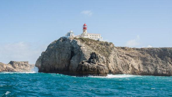 Leuchtturm am Cabo de Sao Vicente - Südwestlichste Ende Europas