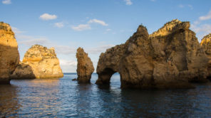 Ponta da Piedade - Highlight an der Algarve, Portugal