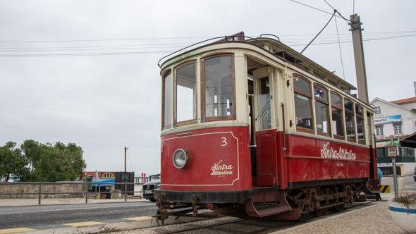 Straßenbahn Sintra