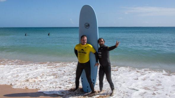 Surfkurs an der Algarve in Sagres