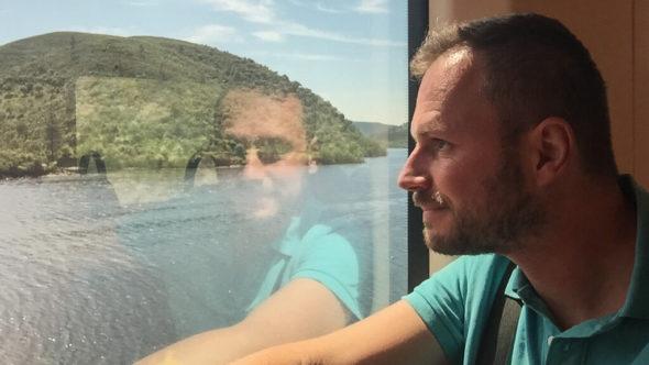 Tagesausflug mit dem Zug ab Lissabon