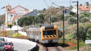 Tagesausflug mit dem Zug von Lissabon nach Almourol