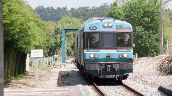 Tagesausflug mit dem Zug von Lissabon nach Obidos