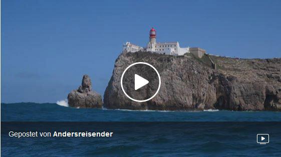 Video Cabo de Sao Vicente