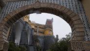 Tagesausflug mit dem Zug zum Pena-Palast in Sintra