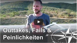 Outtakes, Fails und Peinlichkeiten (Video)