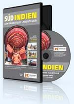 Süd Indien DVD - Ein Bahn-Reise-Abenteuer