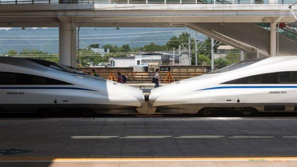 Zugreise Planung und Bahnreise-Hacks