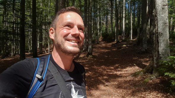 Bahnwandern Nationalpark Bayerischer Wald - Gerhard Liebenberger