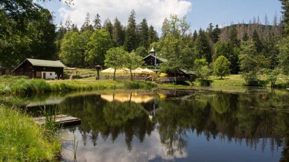 Nationalpark Bayerischer Wald - Schwellhäusl