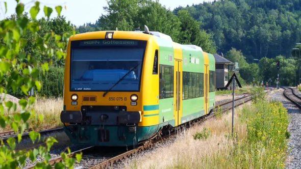 Waldbahn Bayerischer Wald
