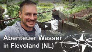 Niederlande Ausflugsziele: Wasser in Flevoland auf Youtube