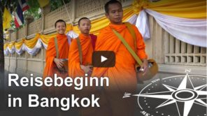 Reisestart Bangkok Video