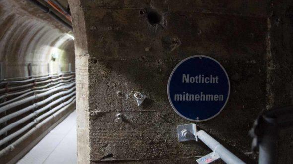 Hochgebirgsstauseen Kaprun Staumauer Besichtigung