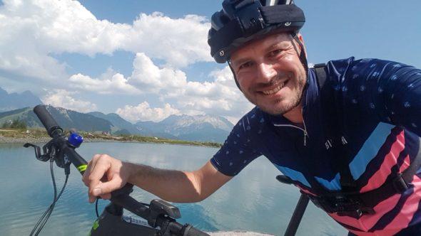 E-Bike im Urlaub in Österreich