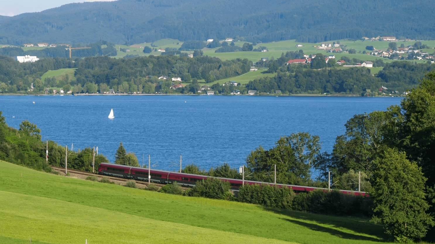 Reisetipps: Mit dem Zug in den Urlaub in Österreich – Mit Video!