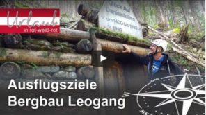 Schaubergwerk und Bergbau- und Gotik Museum Leogang Video