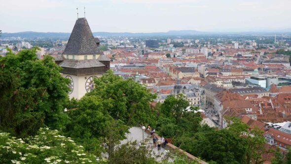 Sommer Urlaubstipp Graz