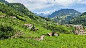 Schöne Ausflugsziele entlang der Südtiroler Weinstraße Video
