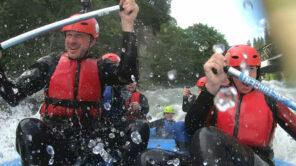 Das erste Mal Rafting auf der Salzach (Österreich) mit Tipps für Anfänger - Video